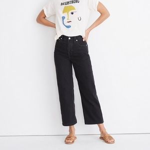 Madewell Slim Wide-Leg (Size: 26 Tall)